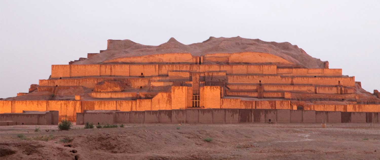 Choqa Zanbil  - Iran World Heritage Sites