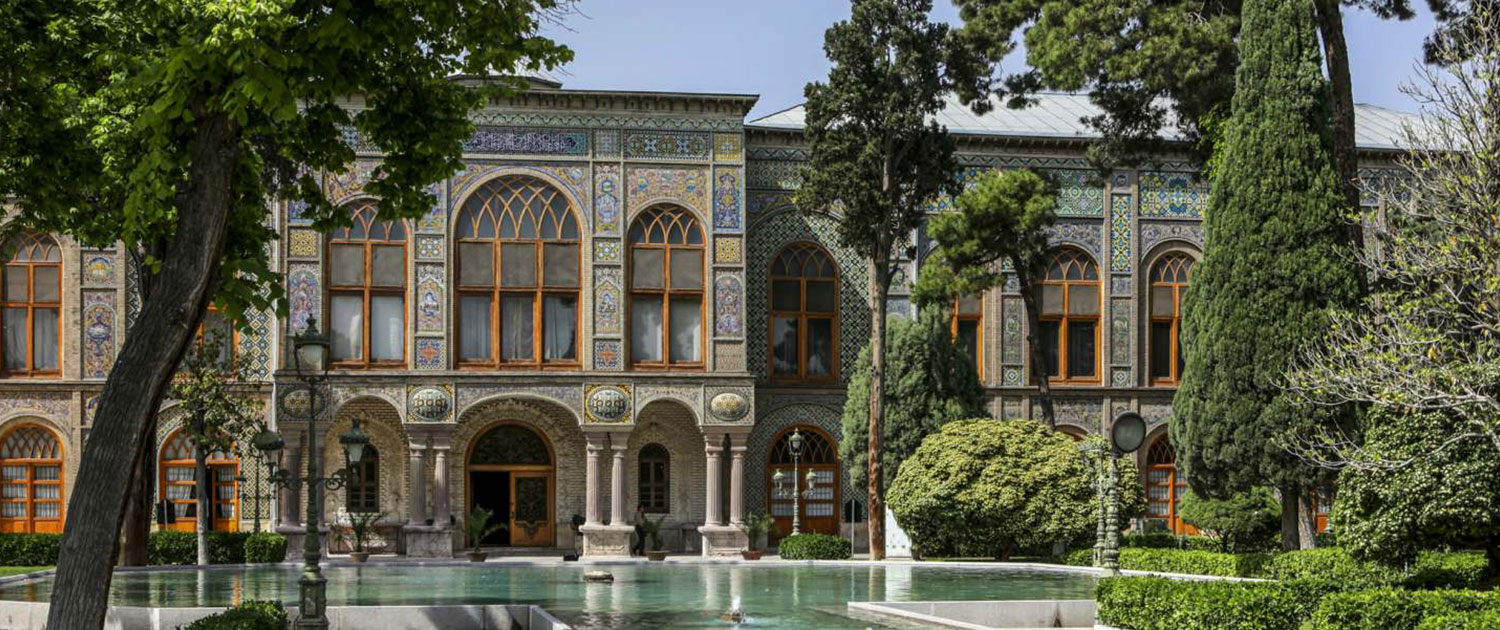 Golestan Palace - Iran World Heritage Sites