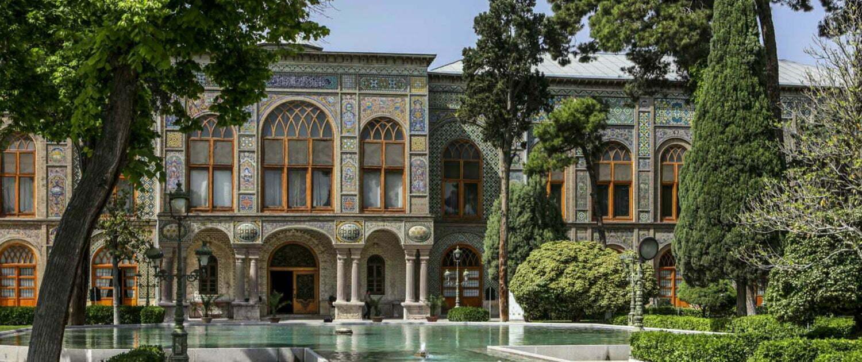 Golestan Palace - Iran World Heritage Sites