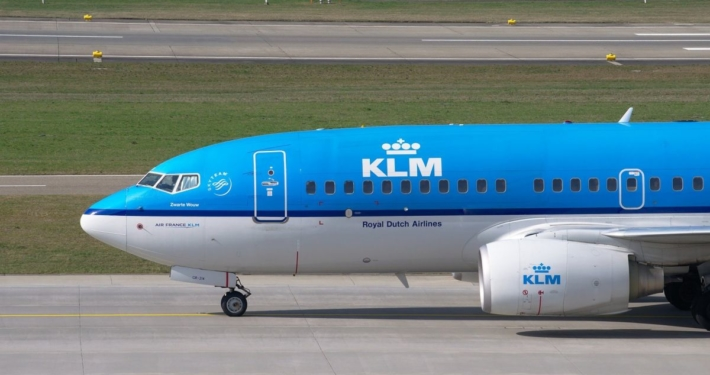 KLM resumes flying over Iran