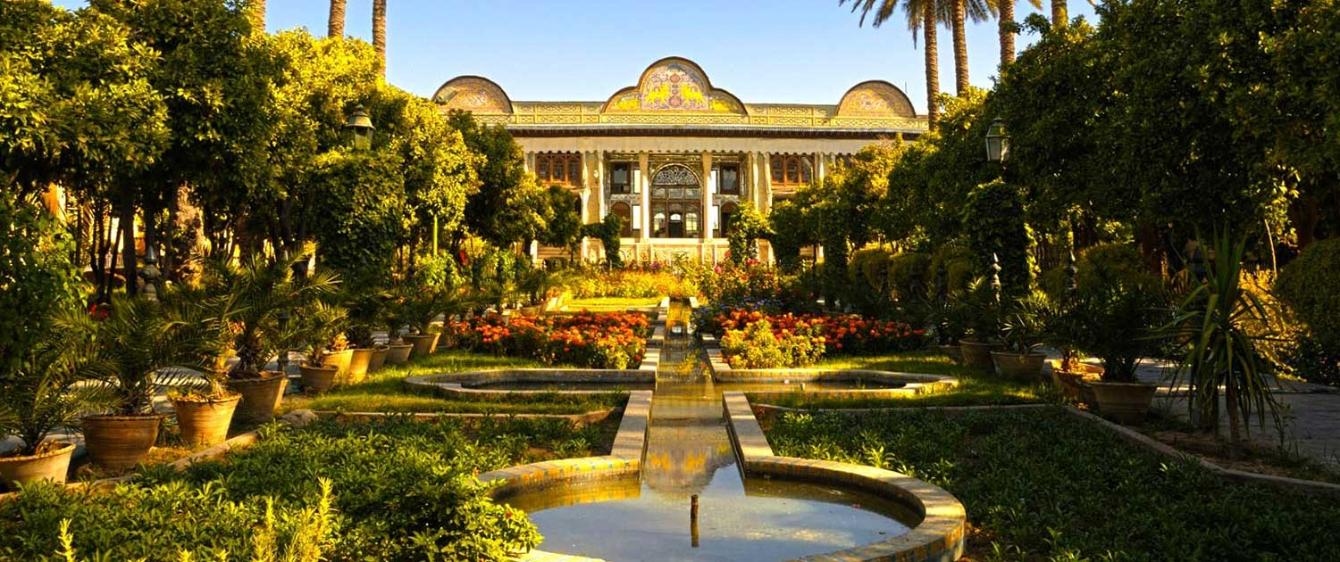 Persian Gardens - Iran World Heritage Sites