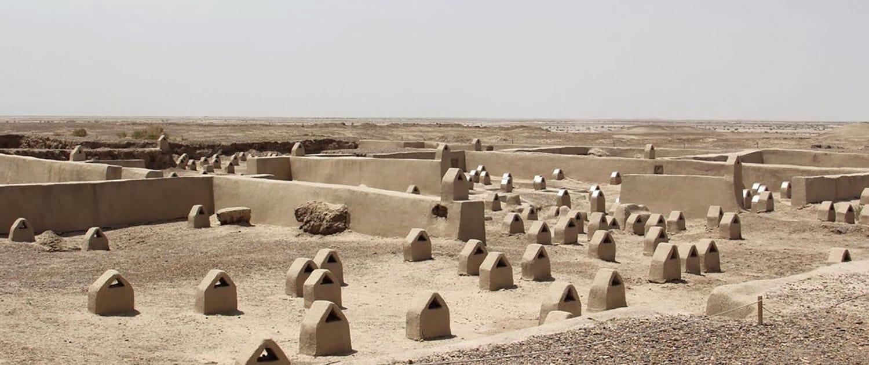 Shahre Sulhteh - Iran World Heritage Sites