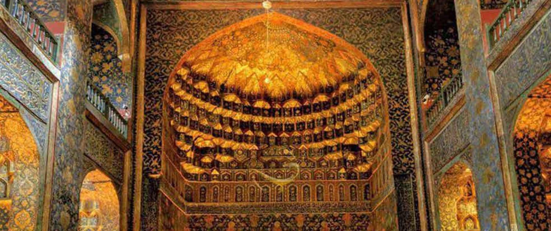 Sheikh-Safi-Shrine - Iran World Heritage Sites