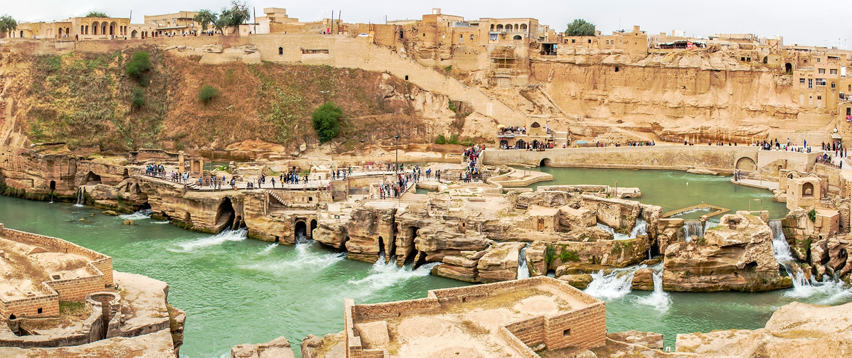Shushtar - Iran World Heritage Sites
