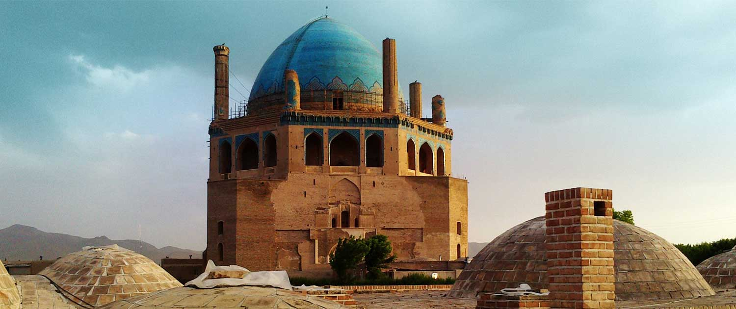 Soltaniyeh - Iran World Heritage Sites