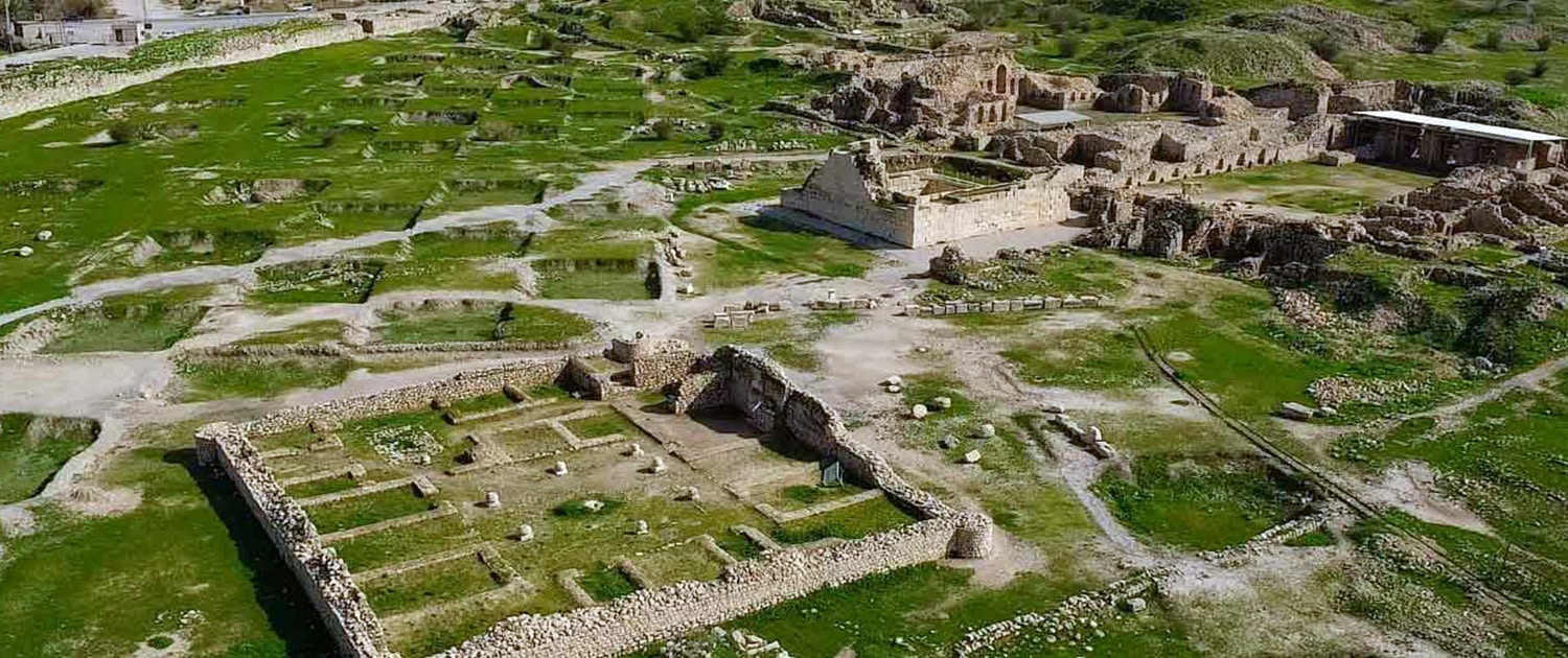 Sassanid Archaeological Landscape of Fars Region  - Iran World Heritage Sites
