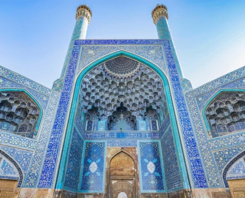 UNESCO World Heritage Sites in Iran