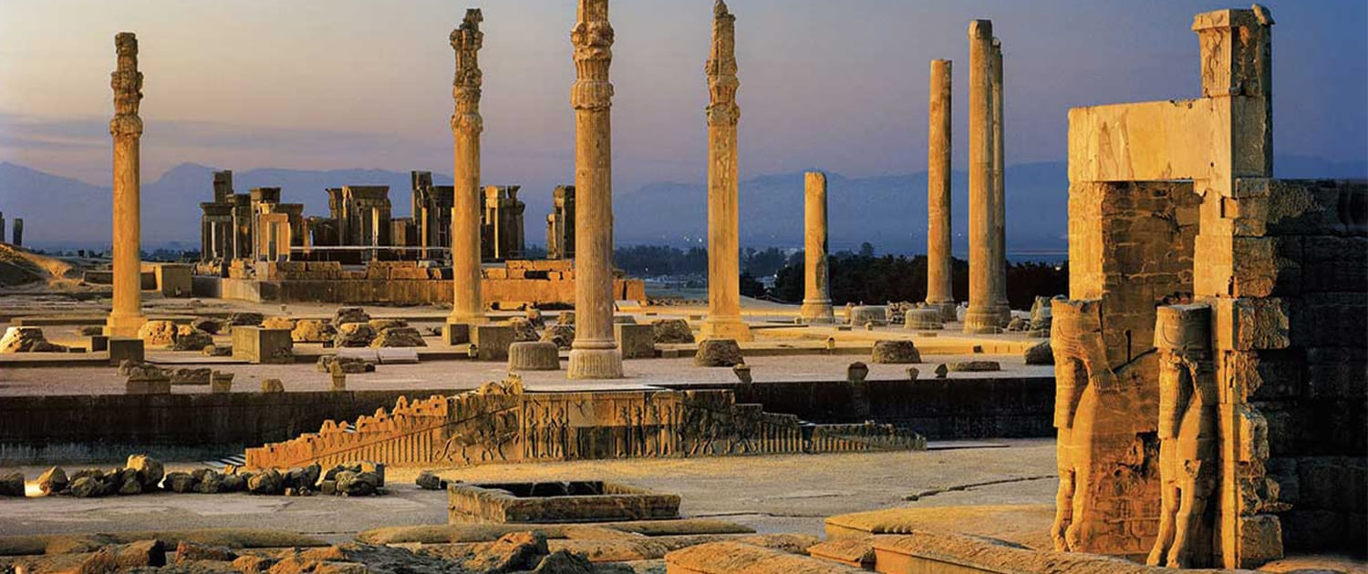 Persepolis - Iran World Heritage Sites