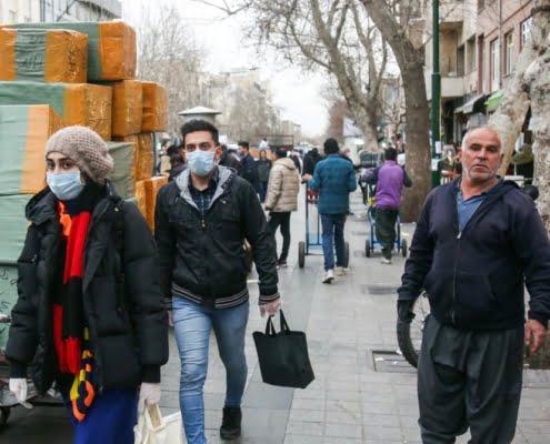Coronavirus in Iran - Advice and Actions by SURFIRAN