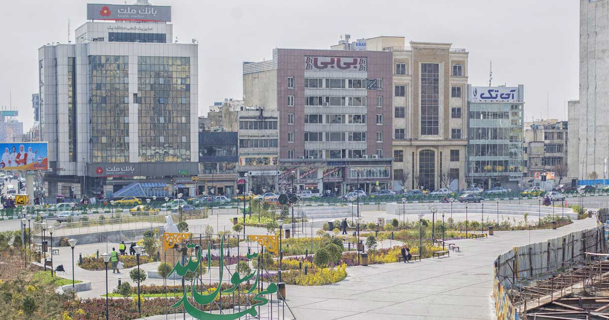 How Tehran Really Looks Like During Corona