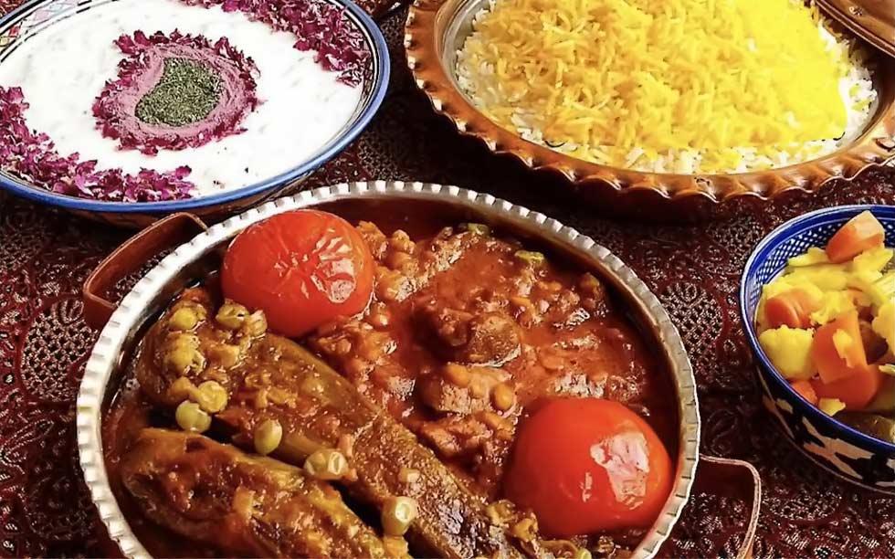 Khoresht-e Bademjan