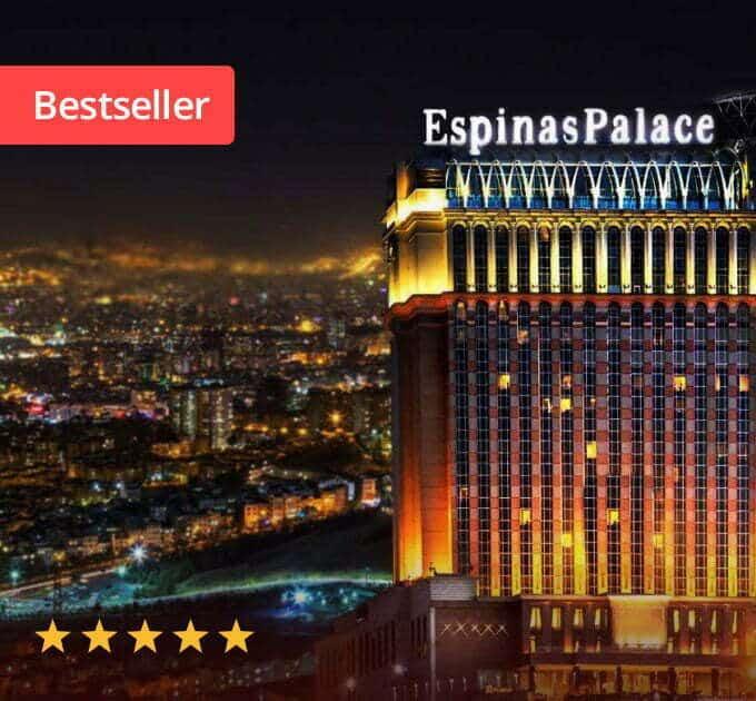 Espinas Palace Hotel, Tehran