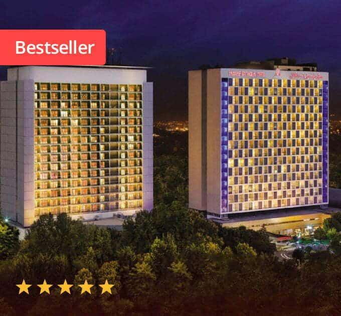 Esteghlal Hotel, Tehran