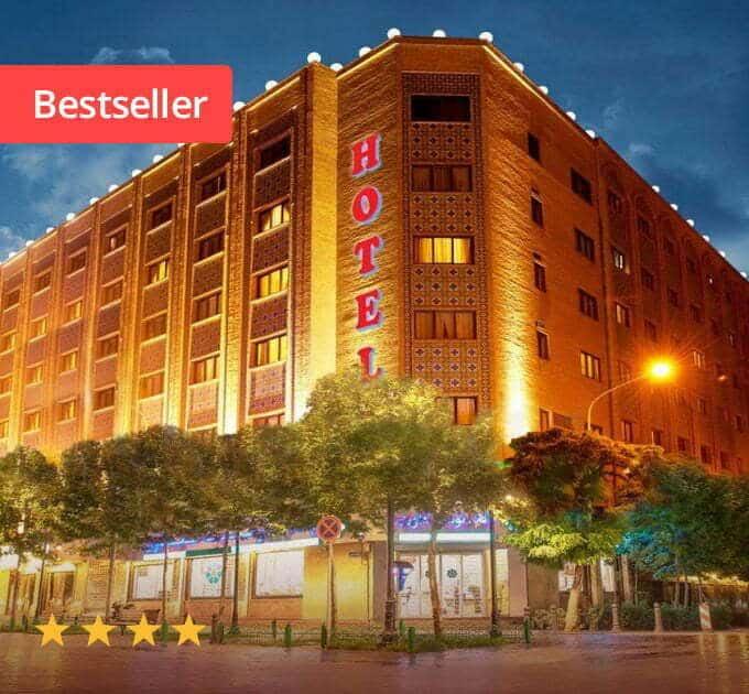 Ferdowsi Grand Hotel, Tehran