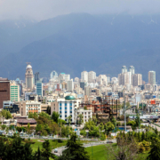 The best 5 star luxury hotels in Tehran, Iran