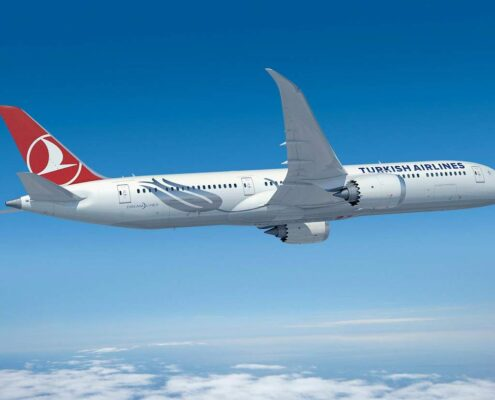 Turkish Airlines Resumes Flights to Iran Again