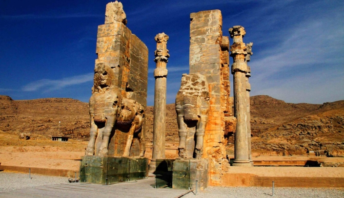 Persepolis - The gate of all nations