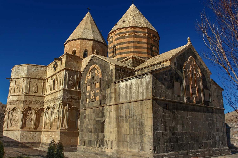 Saint Thaddeus Cathedral (Qara Kelissa)