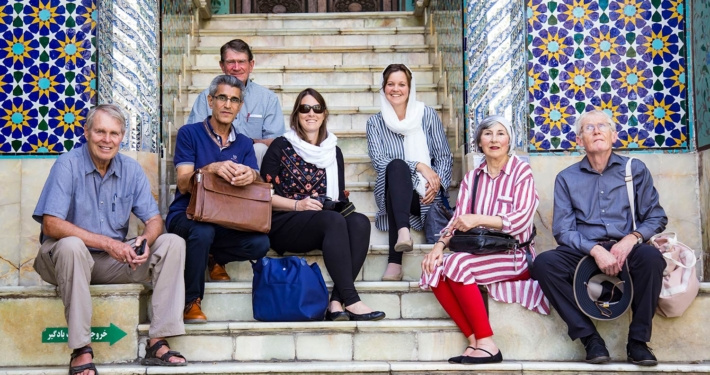 Iran tourism after the US presidential election in hope and despair