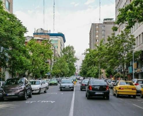 Nejatollahi (Villa) Street