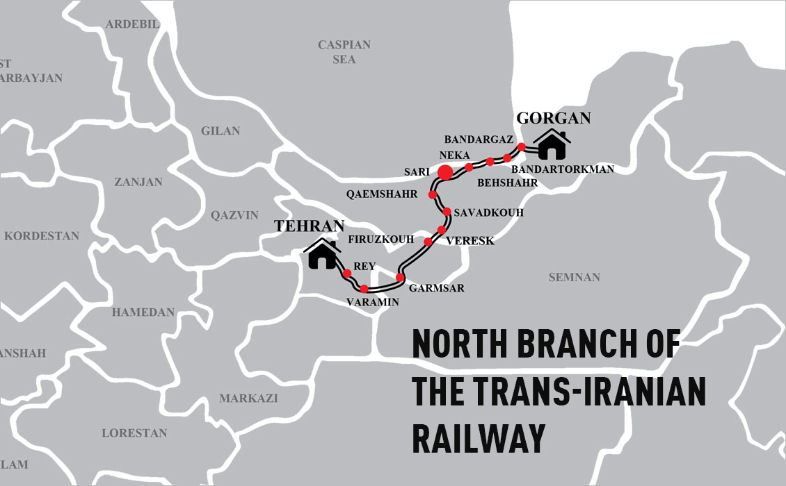 North Branch of the Trans-Iranian Railway