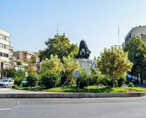 Shariati Street