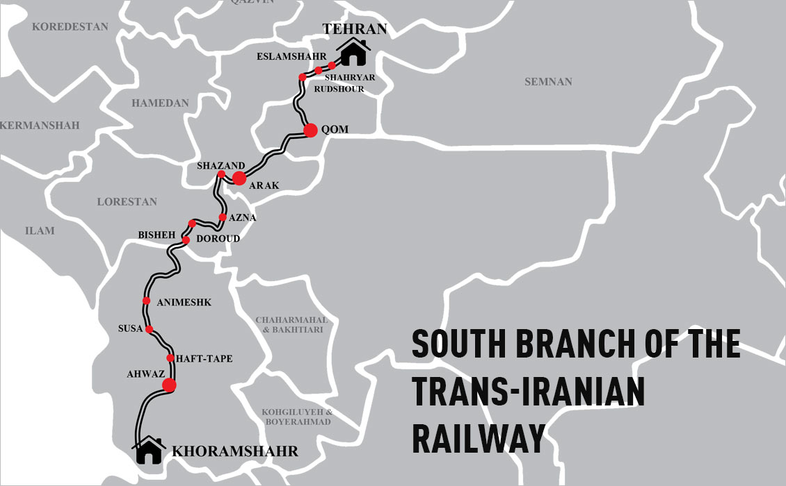 South Branch of the Trans-Iranian Railway