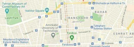 Best City Walks in Tehran