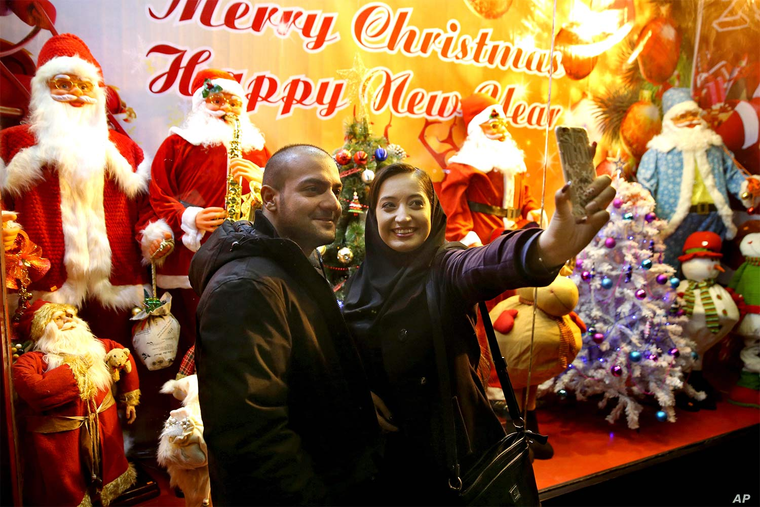 Christmas in Iran