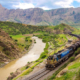 The Most Scenic Routes in Trans-Iranian Railway