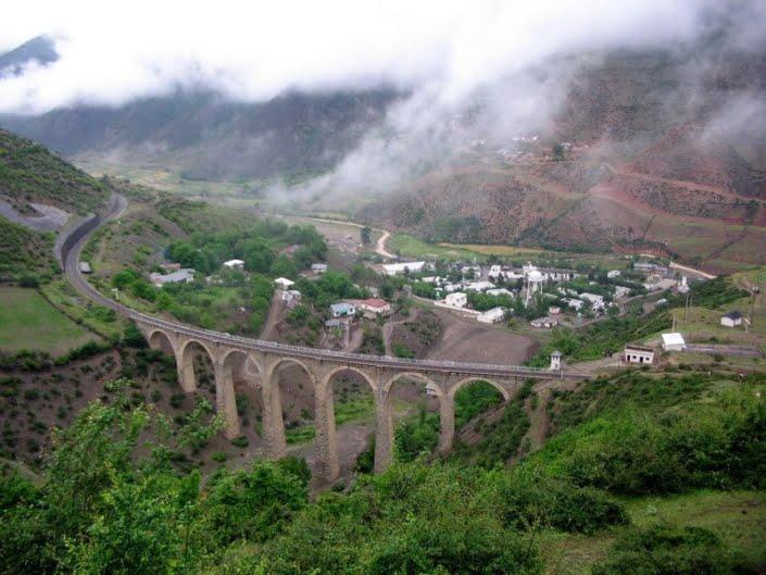 Trans-Iranian Railway inscribed on World Heritage list